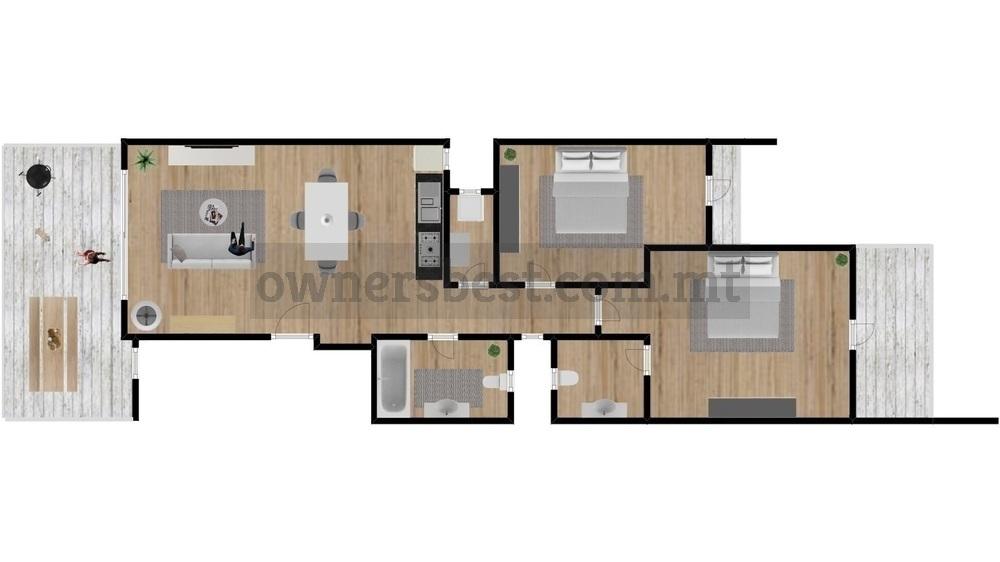penthouse-in-sliema