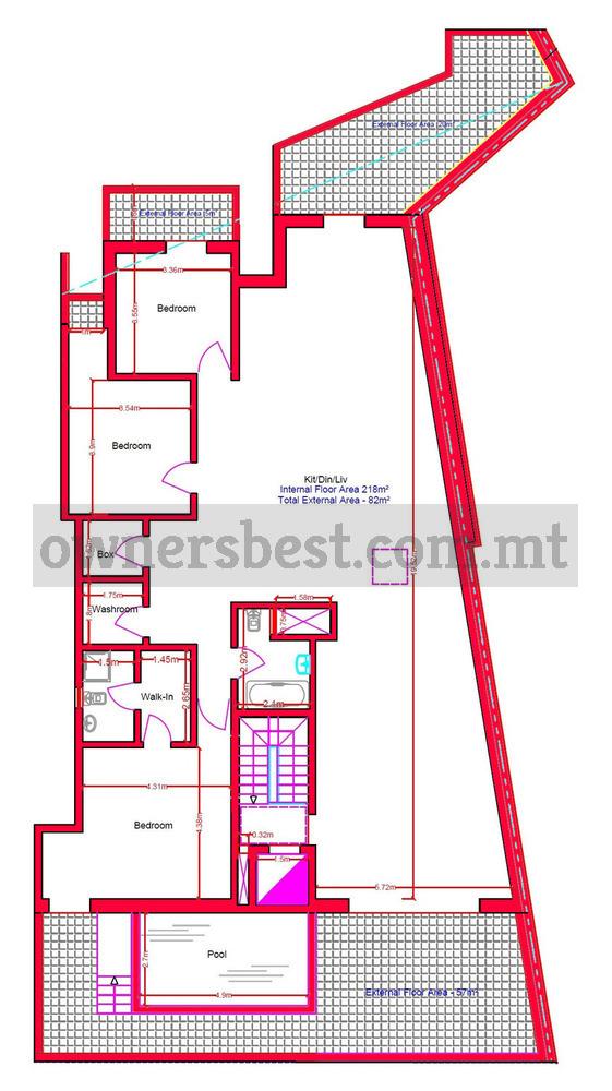 penthouse-in-qawra