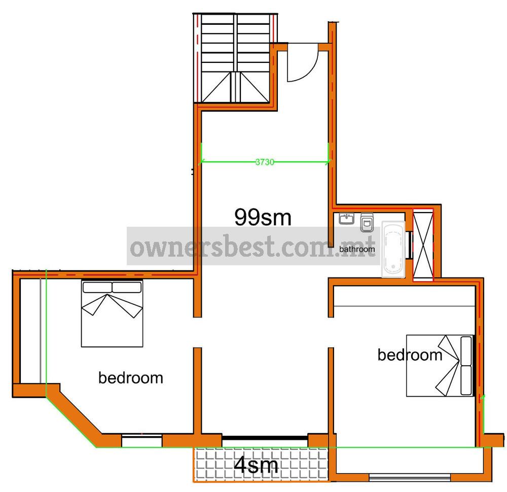 apartment-in-zebbug