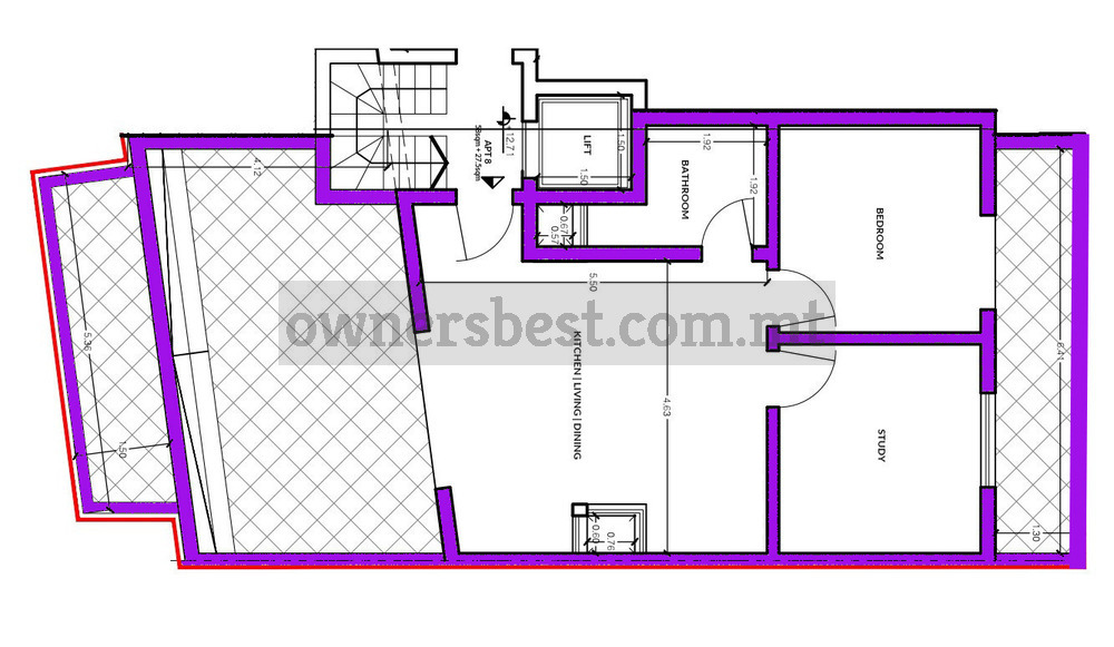 penthouse-in-swieqi