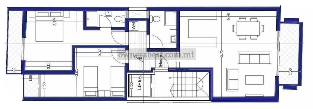 apartment-in-kappara