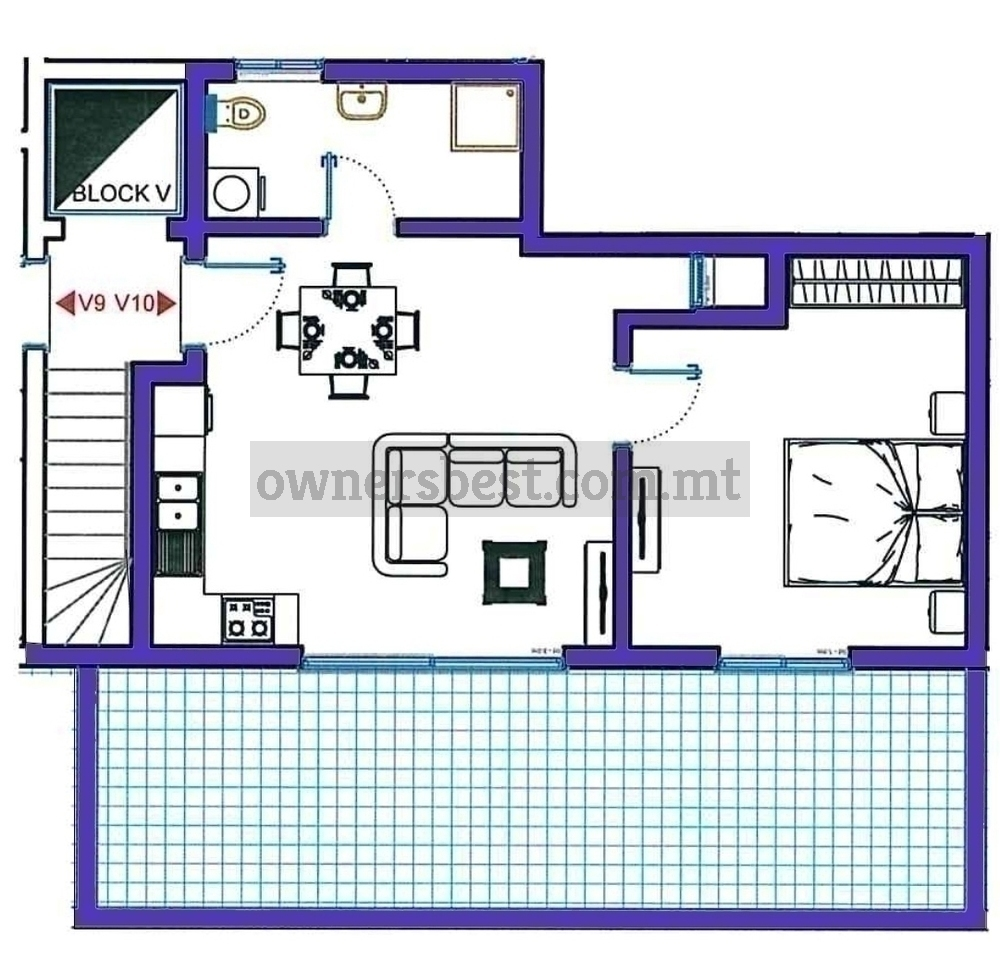 penthouse-in-luqa