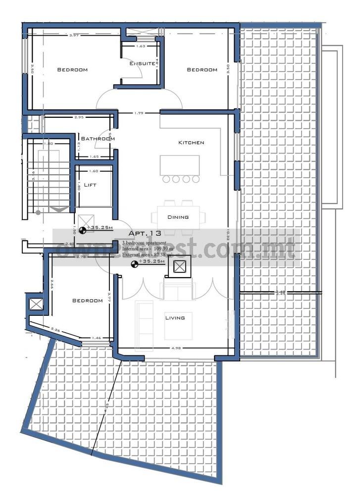 penthouse-in-marsaxlokk